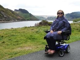 #topladytalks #chronicpainwarrior #wheelchairlife #nationalosteoporosissociety